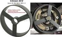 Bremsenzentrierwerkzeug, für die hintere Bremstrommel. Passend für Citroen 2CV. - 13010 - Der Franzose