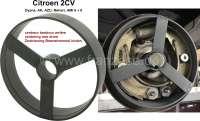 Bremsenzentrierwerkzeug, für die hintere Bremstrommel. Passend für Citroen 2CV. | 13010 | Der Franzose - www.franzose.de
