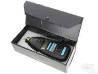 Drehzahlmessgerät Laser. Einfacher geht es nicht, um eine Drehzahl festzustellen. Einfach eine Markierung anbringen und anpiepen. Schon hat man die exakte Drehzahl! Optimal für Motoreinstellungen! -1 - 21111 - Der Franzose