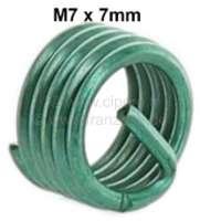 Helicoil Einsatz M7. Länge: 7,0mm. (Gewindereparatur) - 21134 - Der Franzose
