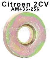 Stoßdämpferbolzen - Scheibe dick, passend für Citroen 2CV. Or.Nr.: AM436-256   12067   Der Franzose - www.franzose.de