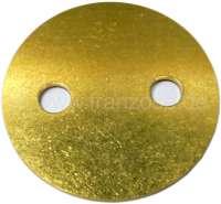 Drosselklappe 35mm Durchmesser, Solex 26/35CSIC. Verbaut in 2CV, Dyane, Ami, Mehari | 10595 | Der Franzose - www.franzose.de