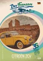 2CV Katalog 2021, deutsch. 384 Seiten! Kompletter Katalog