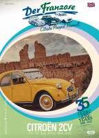 2CV Katalog 2021, Englisch. 368 Seiten. - 91053 - Der Franzose