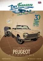 Peugeot Katalog 2018 in englisch! Kompletter Katalog DER FRANZOSE mit Bildern und Preisen (zzgl. Versand) | 79991 | Der Franzose - www.franzose.de