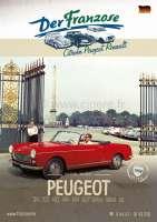 Peugeot Katalog 2019. 336 Seiten, deutsch. Kompletter Katalog DER FRANZOSE mit Bildern und Preisen (zzgl. Versand) - 79990 - Der Franzose