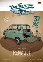 Renault Katalog 2018, 376 Seiten, deutsch. Kompletter Katalog DER FRANZOSE, mit Bildern und Preisen (zzgl. Versand). | 89990 | Der Franzose - www.franzose.de