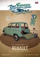 Renault Katalog 2018 in englisch. Kompletter Katalog DER FRANZOSE mit Bildern und Preisen (zzgl. Versand). 326 Seiten! | 89991 | Der Franzose - www.franzose.de