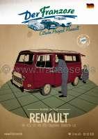 Renault Katalog 2019, 336 Seiten, deutsch. Kompletter Katalog DER FRANZOSE, mit Bildern und Preisen (zzgl. Versand). - 89990 - Der Franzose