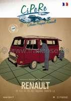 Renault Katalog 2019, 320 Seiten, französisch. Kompletter Katalog DER FRANZOSE mit Bildern und Preisen (zzgl. Versand) - 91063 - Der Franzose
