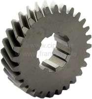 Getriebe Übertragungsritzel (28 Zähne), zwischen Primärwelle und 5er Gang. Passend für Citroen DS (D-Super), bis Baujahr 07/1972. Or. Nr. 1D 5406 376C + S333-129A. -1 - 30379 - Der Franzose
