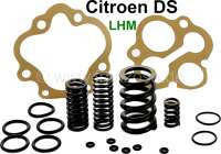 Schaltblock Reparatursatz, für Hydrauliksystem LHM. Passend für Citroen DS. - 33137 - Der Franzose