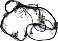 Hauptkabelbaum. Batterie rechts. 3 Relais. Gleichtrom. Passend für Citroen DS (Modell DX-DJ-DY-DL), ab Baujahr 09/1966 bis 09/1967. Made in Germany. - 34007 - Der Franzose