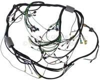 Hauptkabelbaum. Batterie rechts. 3 Relais. Wechselstrom. 8 Sicherungen (Exportversion). Passend für Citroen DS (Modell DX-DJ-DY-DL), ab Baujahr 09/1966 bis 09/1967. Made in Germany. - 35529 - Der Franzose