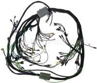 Hauptkabelbaum. Batterie rechts. Wechselstrom. 3 Relais. 8 Sicherungen (Exportversion). Passend für Citroen DS (Modell DX-DJ-DY-DL), ab Baujahr 09/1967 bis 09/1969. Made in Germany. - 35530 - Der Franzose