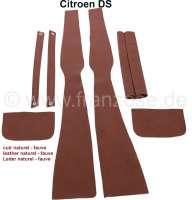 B-S%E4ule+Verkleidung+%28links+%2B+rechts%29.+Passend+f%FCr+Citroen+DS.+Material%3A+Leder+braun.