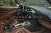 SM, Sitzbezüge vorne und hinten, incl. Leder für die Türverkleidungen.  Farbe: Leder braun. Passend für Citroen SM. -2 - 38580 - Der Franzose