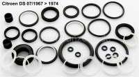 Lenkgetriebe Reparatursatz. Passend für Hydrauliksystem LHM. Passend für Citroen DS, ab Baujahr 07/1967 - 37002 - Der Franzose
