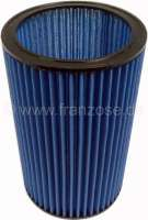 SM, Luftfiltereinsatz, passend für Citroen SM, mit Vergaser Motor! Länge: 266mm. Durchmesser: ca. 140mm. - 32361 - Der Franzose