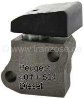 Steuerkette Kettenspanner. Passend für Dieselmotoren: Peugeot 404, 504, 505, J7, J9, Tagora. Citroen HY. Or. Nr. 0849.04 | 71038 | Der Franzose - www.franzose.de