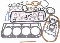 Motordichtsatz incl. Zylinderkopfdichtung, passend für Citroen DS, verbaut von Baujahr 1966 bis 1968. Für Motoren DC, DY, DL, DLF. - 30283 - Der Franzose