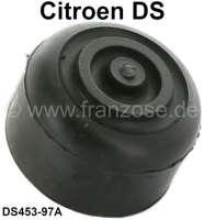 Pedalgummi für die Bremse (kleiner Pilz). Passend für Citroen DS. Außendurchmesser: ca. 40mm. Or. Nr. DS453-97A - 38031 - Der Franzose