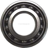 Radlager hinten, grosse Ausführung. Das Radlager ist nicht teilbar. Passend für Citroen DS. Abmessung: 80x40x18mm. Or. Nr. ZC9620079U. Made in Spain -1 - 32007 - Der Franzose