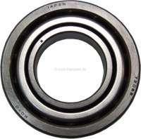Radlager hinten, grosse Ausführung. Das Radlager ist nicht teilbar. Passend für Citroen DS. Abmessung: 80x40x18mm. Or. Nr. ZC9620079U | 32007 | Der Franzose - www.franzose.de