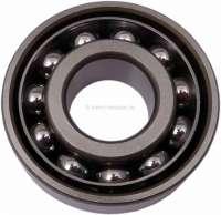 Radlager hinten, kleine Ausführung. Passend für Citroen DS + Citroen 15CV. Abmessung: 62x25x17 mm (Kugellager). Or. Nr. ZC9620070U | 32009 | Der Franzose - www.franzose.de