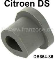 Gummistopfen grau (Verschlußstopfen) für die Sonnenblende. Passend für Citroen DS. Or. Nr. DS654-86 - 38394 - Der Franzose
