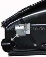 Radkasten hinten rechts. Stoßstangenaufnahme (komplett) rechts. Passend für Citroen DS Limousine. | 35243 | Der Franzose - www.franzose.de