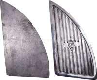 Trittbretter links + rechts, für den Einstieg (Robri). Passend für Citroen HY. Angefertigt aus polierten, Aluminiumguß. -2 - 48291 - Der Franzose