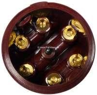 Ducellier, Verteilerkappe für Citroen 15CV. (6 Zylinder). Seitliche Kabelabgänge! Höhe über alles: 50mm. Innendurchmesser: 54mm. -1 - 60813 - Der Franzose