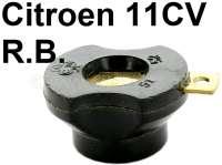 R.B, Verteilerfinger für Citroen 11CV. Für 14 mm Verteilerwelle. Innendurchmesser: 14,1mm. - 60830 - Der Franzose