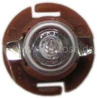 Glühlampe 12Volt, 3 Watt Halogen, Stecksockel B10d Halogen. (Armaturenbrettlampe) -1 - 14445 - Der Franzose