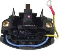 Lichtmaschinenregler (interne Montage). Passend für Renault R4, R5, R16, Alpine A310 (6 Zylinder). Citroen CX 1+2. Peugeot  204 + 304. - 82115 - Der Franzose