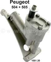 Ölpumpe, passend für Peugeot 504 (Benziner + Diesel). Peugeot 505 (Benziner + Diesel). Citroen C25 (Benziner + Diesel). Or. Nr. 1001.30 - 74234 - Der Franzose