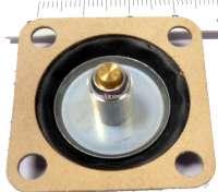 Membrane Beschleunigerpumpe, für Vergaser Solex 32 TMIMA, 32 TACIC, 32/35 TACIC, 32 BIS, 32/35 SEIFA, 35/35 TMIMA, 28/35 CICSA. Passend für Renault R5, R14, R9. Peugeot 504, 305, 104. Citroen BX 14E-RE.         . - 82859 - Der Franzose
