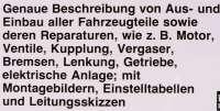 Reparaturanleitung Citroen CX ab 1976. Nachdruck vom Bücheli Verlag! Band 618. -1 - 79007 - Der Franzose