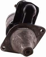 J7, Anlasser. Passend für Peugeot J7 (1,6 Benziner), von Baujahr 8/1968 bis 07/1970. 9 Zähne. Drehrichtung im Uhrzeigersinn. 2 Befestigung. -2 - 72822 - Der Franzose