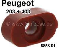 P 203/403, Gleitschuh für Anlasser Einrückgabel (original Peugeot), per Stück. Passend für Peugeot 203 + 403. Or. Nr. 5858.01 - 73645 - Der Franzose