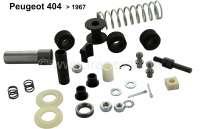 P 404, Schaltgestänge Reparatursatz, für die Lenkradschaltung. Passend für Peugeot 404, bis Baujahr 1967. - 71177 - Der Franzose
