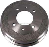 P 504/505, Bremstrommel für Peugeot 504, 505. 254mm Durchmesser. Höhe total 70,5mm, Innenhöhe 55,5mm, Innenloch (Aufnahme) 93mm. 4 Loch Felge. - 74556 - Der Franzose