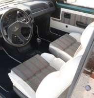 P 205, Sitzbezüge Satz (2x Sitz vorne, 1x Sitzbank hinten).