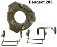 P 203, Anlaufring für die Kupplung Druckplatte (Reparatur Satz Druckplatte). Passend für Peugeot 203. | 71338 | Der Franzose - www.franzose.de
