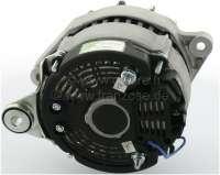 P 404/504, Lichtmaschine (mit integrierten Lichtmaschinenregler). Passend für Peugeot 404, Peugeot 504, J5, J7. 12 Volt. Ampere: 50. Einbaulage: 20°. Riemenscheibe: 67mm.  Neuteil, eine Altteilrückgabe ist nicht erforderlich. -2 - 72118 - Der Franzose