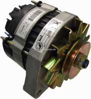 P 504, Lichtmaschine (mit integrierten Lichtmaschinenregler). Passend für Peugeot 504. 12 Volt. 40 Ampere. Einfacharm. Einbaulage: 20°. Zuzüglich Altteilpfand 65 Euro. - 72120 - Der Franzose