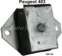 P 403, Motorhalterung. Passend für Peugeot 403. Or. Nr. 1807.08 | 70789 | Der Franzose - www.franzose.de