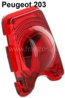 P 203, Rücklichtkappe rot - 74003 - Der Franzose