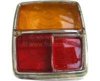 Simca/1000, Rücklichtkappe rechts, mit Chromrahmen! - 74295 - Der Franzose